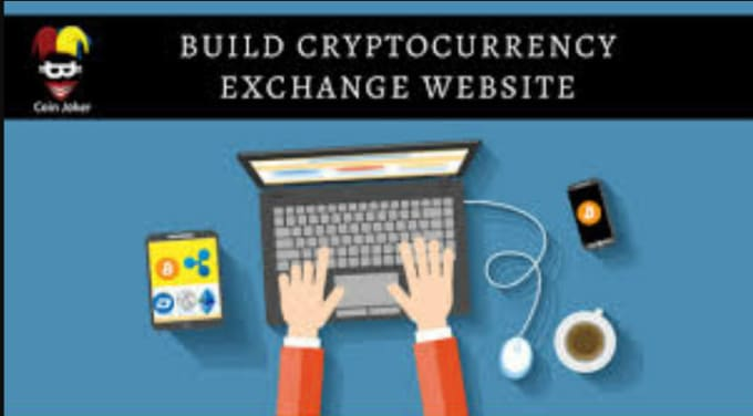 how to build cryptocurrency exchange website