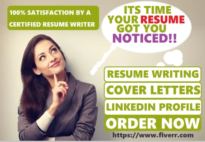 Cv and cover letter writing service