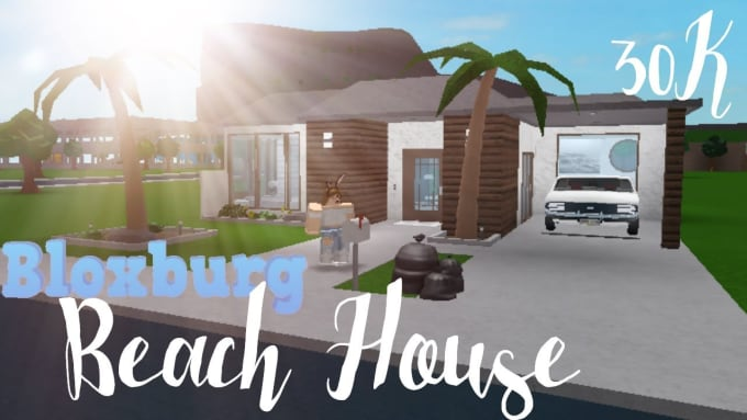 Houses For Roblox Bloxburg Build You A House On Roblox Bloxburg By Hyperm0chi