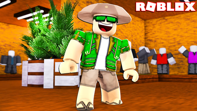 Create Original And Amazing Custom Clothing For Roblox By Emirsilva