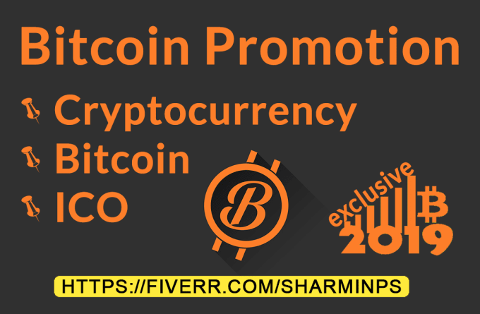 how to promote crypto offers