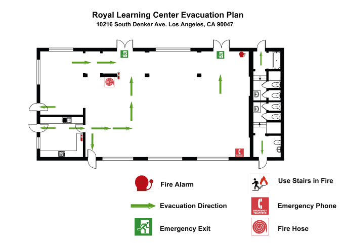 Make All Type Evacuation Earthquake Fire Escape Floor Plans By Floorplanner36 Fiverr