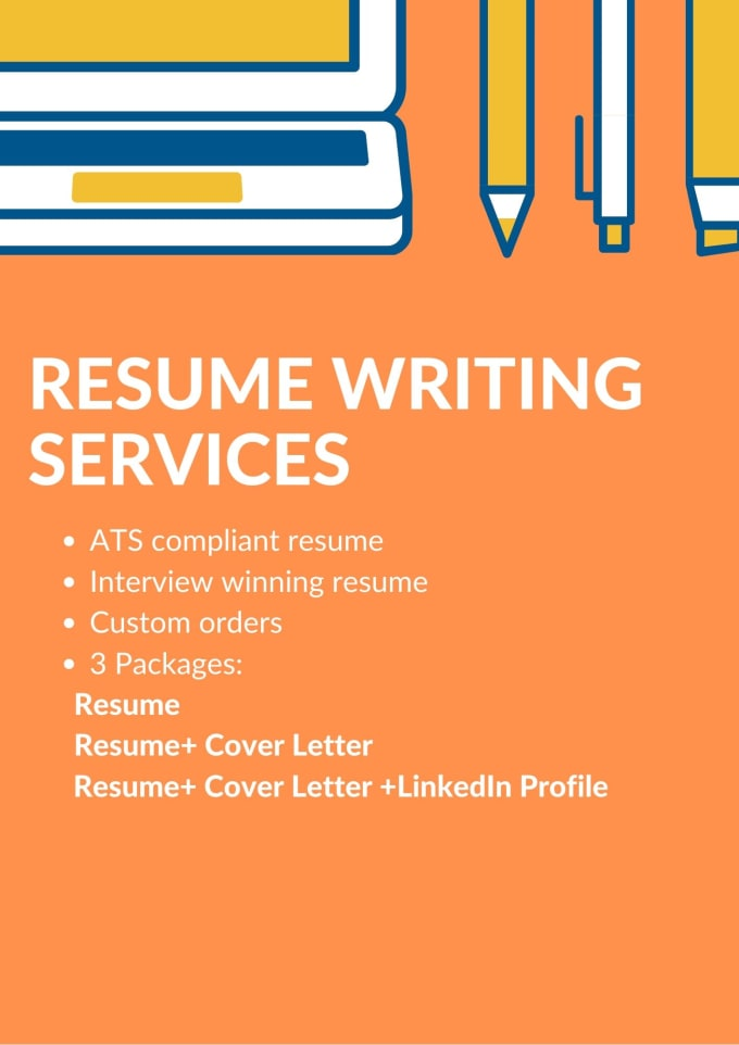 Provide Cv Writing Services By Ksantinglez
