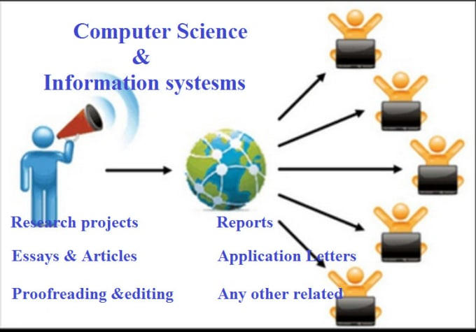 Do Computer Science And Information Systems Research Work By Jameswriter1