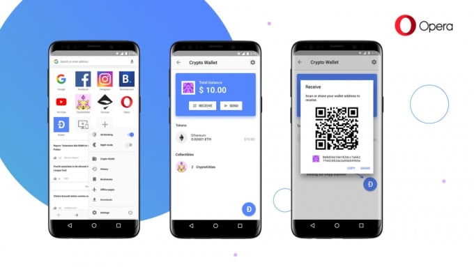 how to make cryptocurrency wallet app