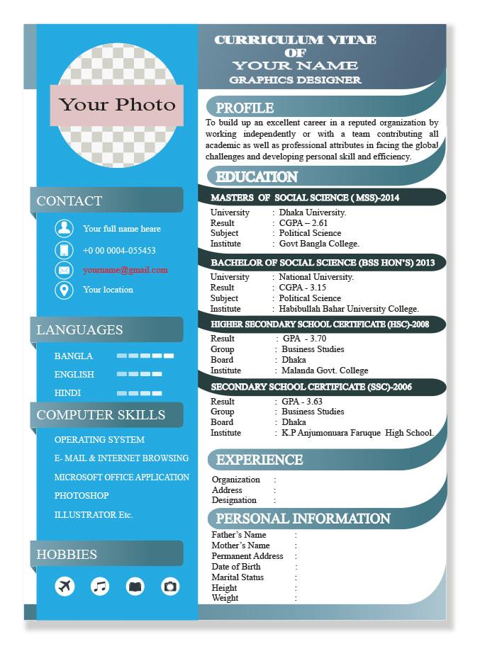 Provide Resume Writing Service Cv Writing Cover Letter Design