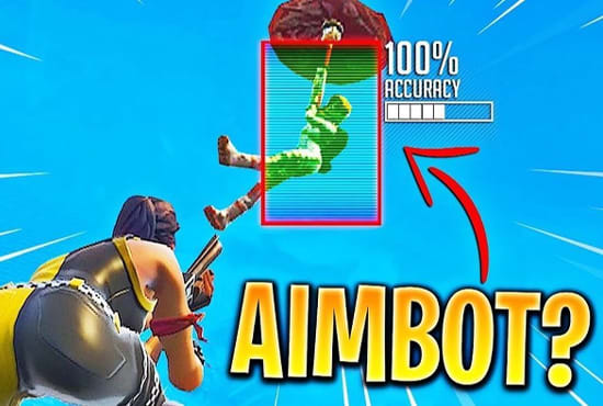 Sell you fortnite aimbot by Stickbear123