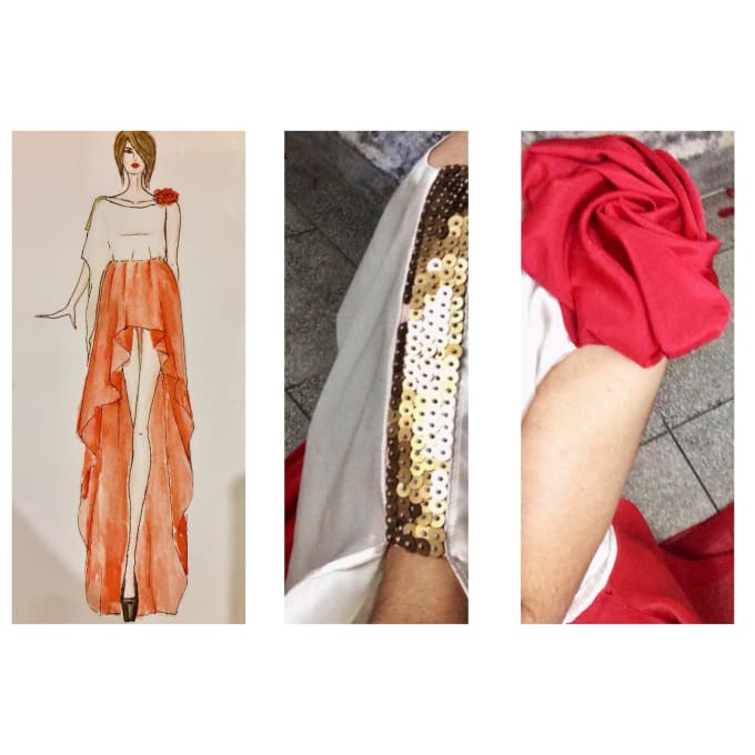 Work As A Fashion Designer And Consultant By Aliriaz2244