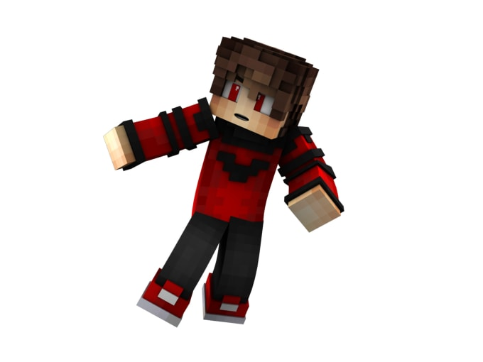 Make a profile picture of your minecraft skin in hd ...