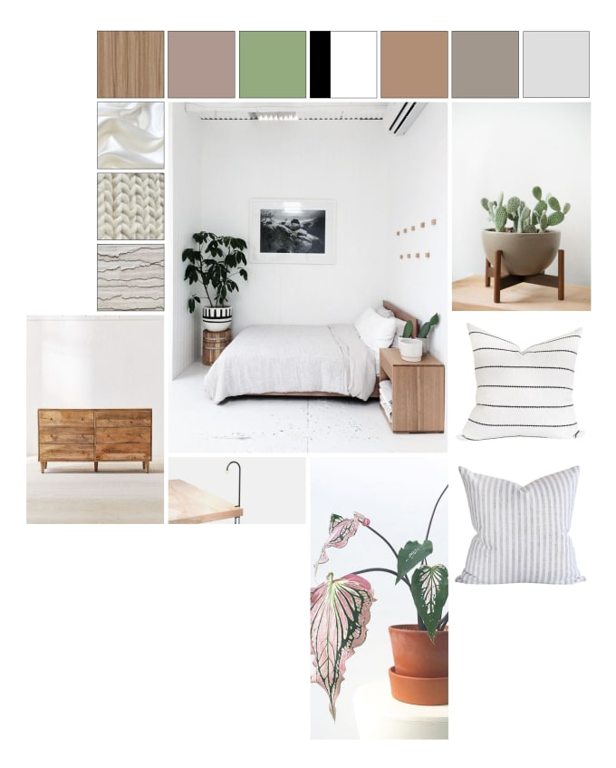 Create A Visualy Pleasing Interior Design Mood Board By Dinaeinstein