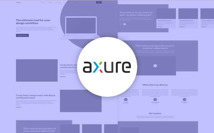 Create High Fidelity Ux Interactive Prototypes In Axure Rp By Stantravels