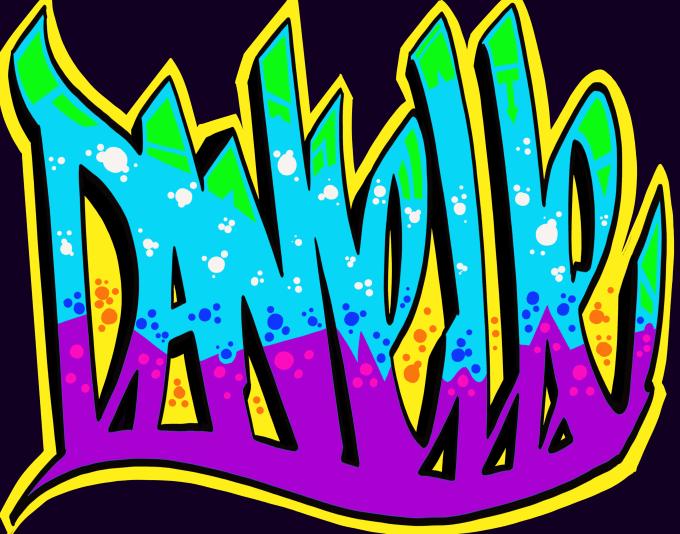 22++ The name danielle in graffiti info