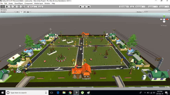 Make Any Game In Unity By Husnain135