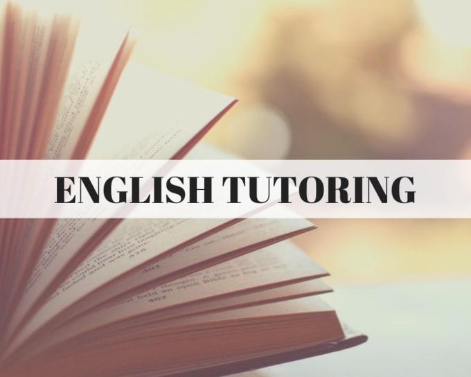 Be your english tutor by Ellismai | Fiverr