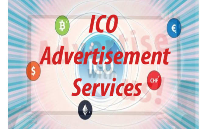 advertise your ico