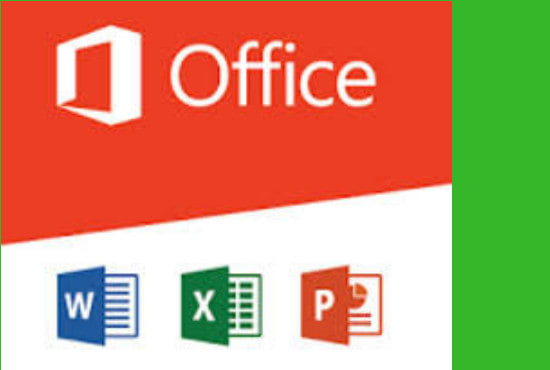 Ms office word excel powerpoint pdf