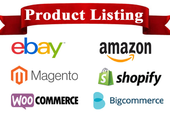 Do Product Listing On Amazon Ebay Shopify And Ecommerce By Rich Snippets