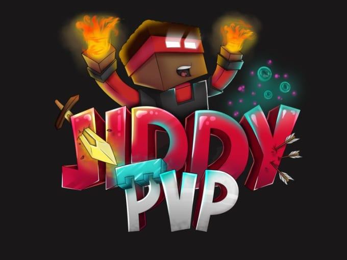 Draw Your Minecraft Server Logo By Jaidanbrown