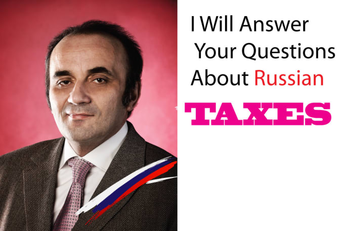 answer your questions about russian taxes