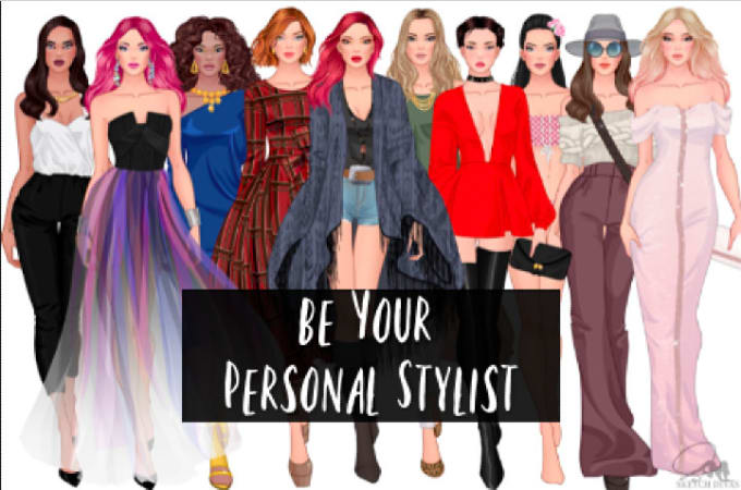 Be Your Personal Fashion Stylist By Shayna Medden
