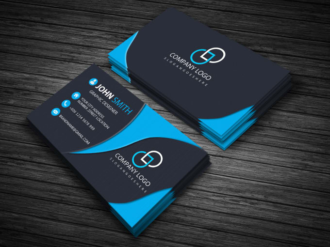 Do Business Card And Visiting Card Design For Print Ready By Rathindra879