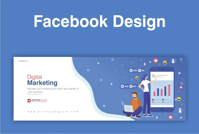 Create Facebook Cover Banner And Ads Design Najmolsdesign