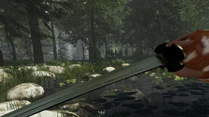 Show How To Get The Katana In The Forest On Ps4 And Pc By Err0r5 Stay focused in a pleasant way. katana in the forest on ps4 and pc