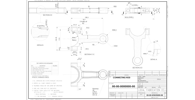 Do Drafting And Reverse Engineering Of Mechanical Components By Saadsajid589