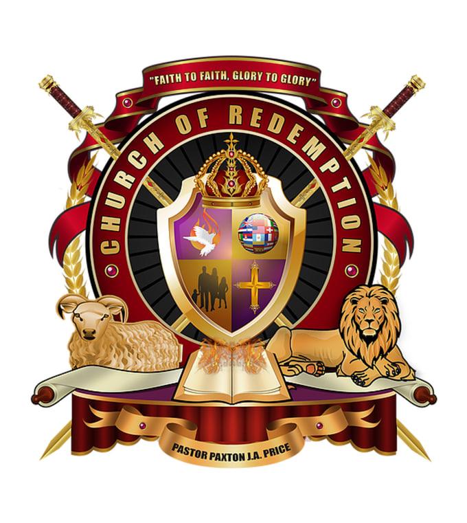 Modern Delivery Logo Template: Design A Modern , Professional Church Logo Or Church Seal