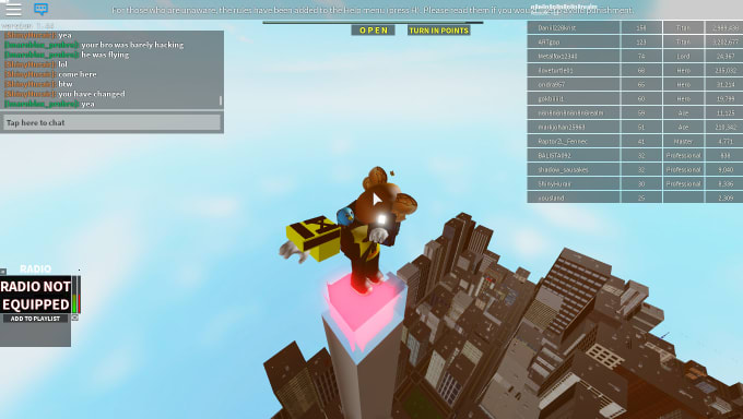 Teach You How To Play Roblox Parkour By Og1000