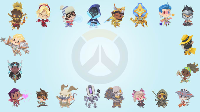 play overwatch with you in a six stack