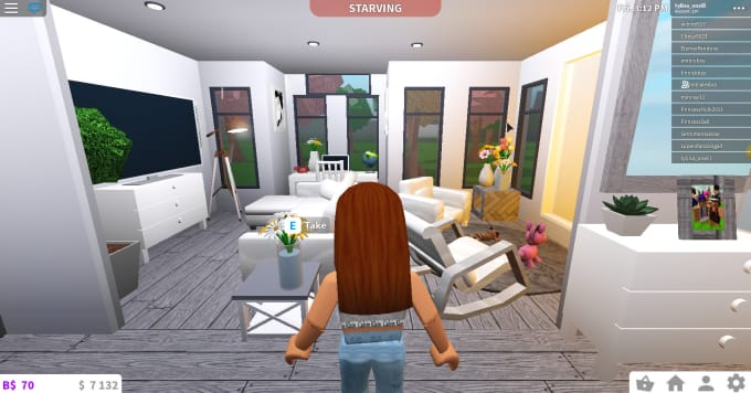 Roblox Bloxburg Builder I Can Build Cafe Hotel Towns Apartments By