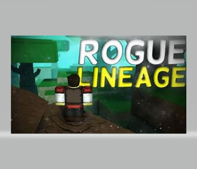 Play Rogue Lineage With You On Roblox By Toeo336
