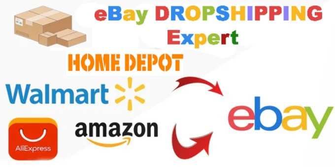 Do Walmart Amazon To Ebay Dropshipping Listings And Product Research By Rehman7657