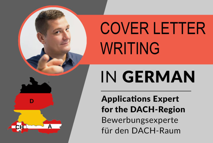 Write Your Professional German Cover Letter Or Motivation Letter By Antomtjvc Fiverr