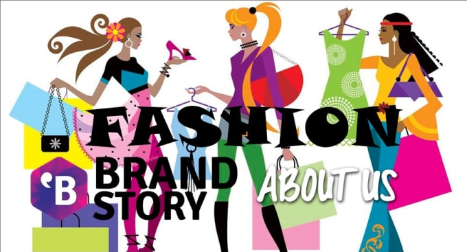 Write A Great Fashion Brand Story About Us Mission Vision By Pharm005