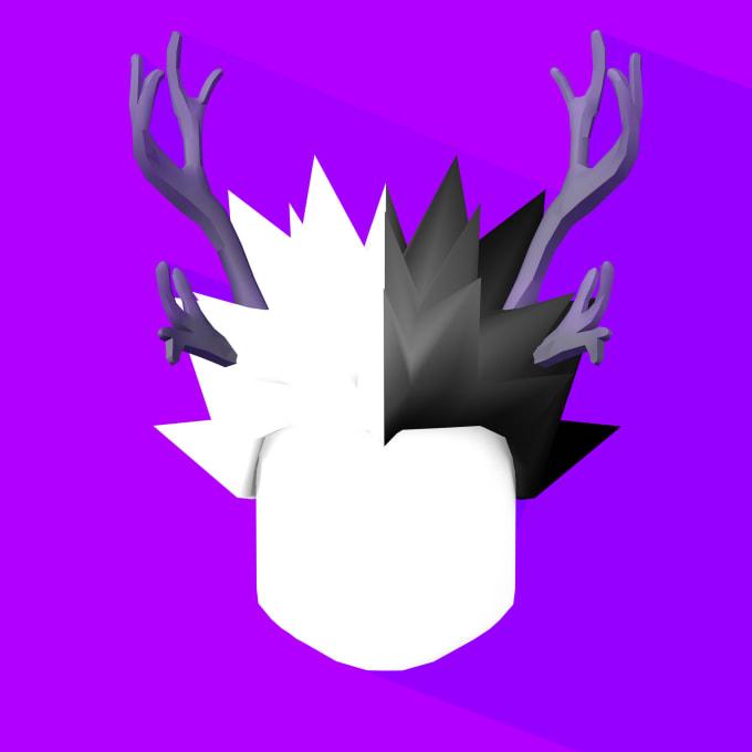 Make An High Quality 4k Roblox Shadow Head Gfx By Yoshi606