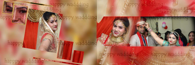 Edit Your Photo Background Remove And Wedding Album Designing Psd