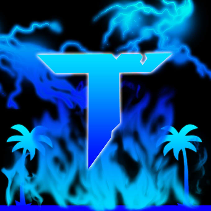 Tropicballerz Signature Youtube Logo By Tropicballerz14