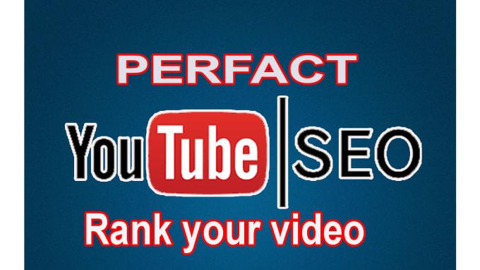 Seo youtube How to