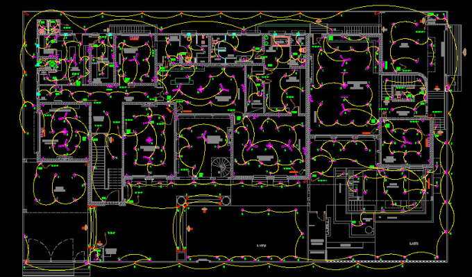 Draw Electrical Building Designs Using Autocad By Zainanwar174