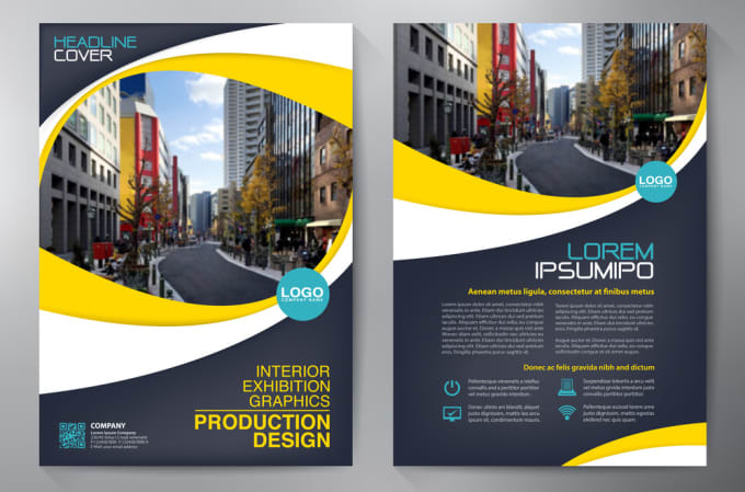 Do Modern Flyer Design For Your Business By Yasirabbas555