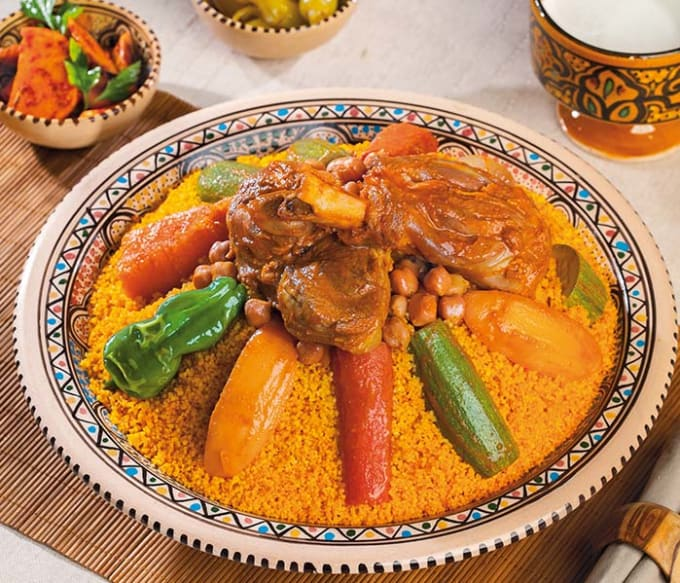 Show You How To Cook A Moroccan Couscous By Saidbaali634 Fiverr