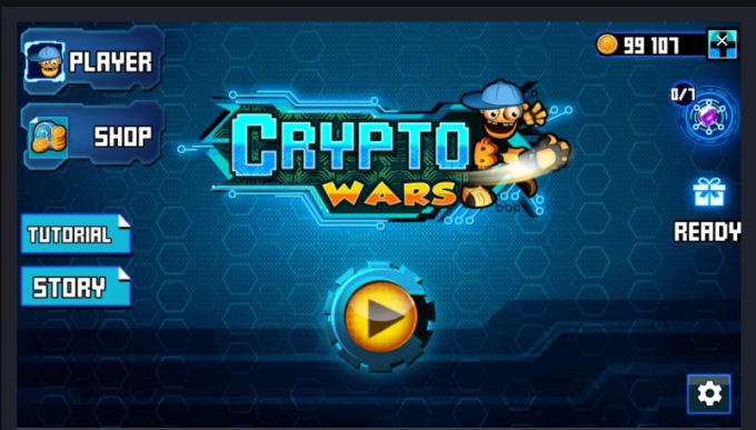 game cryptocurrency wallet
