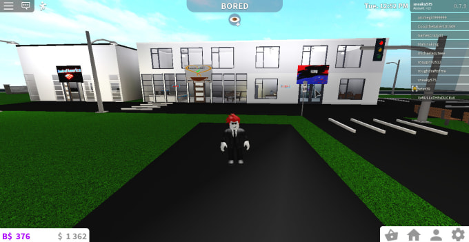 Build An Amazing House Mansion Or A Town In Roblox Bloxburg By