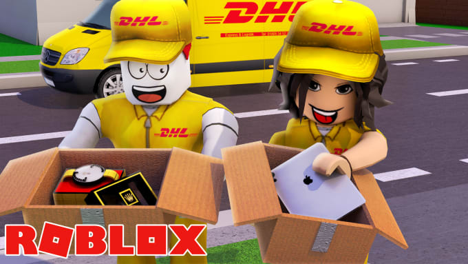 How To Make A Cool Roblox Thumbnail Create You A Hd Roblox Thumbnail By Tiimonn