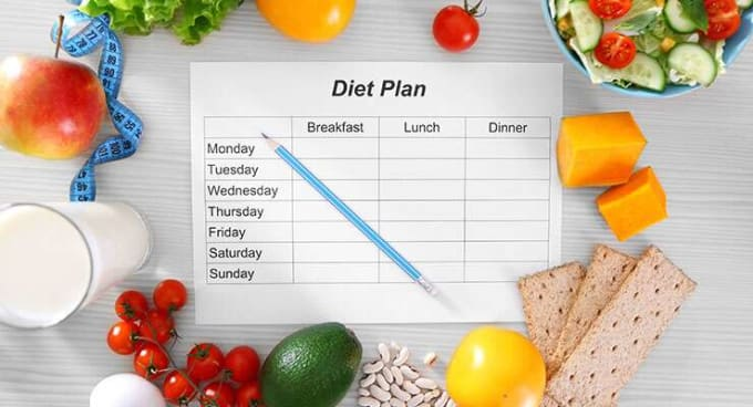 Provide Customized Diet Plan And Nutrition Guidance By Ayeshaghazal