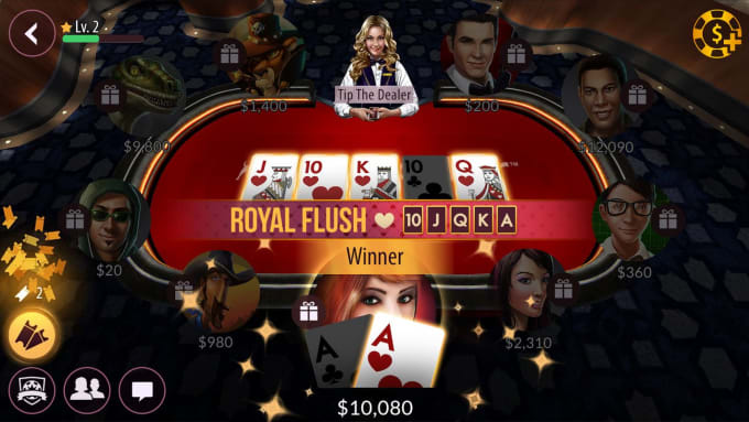 Sell You Zynga Texas Holdem Poker Chips For Cheap By Vojinvelickovic Fiverr