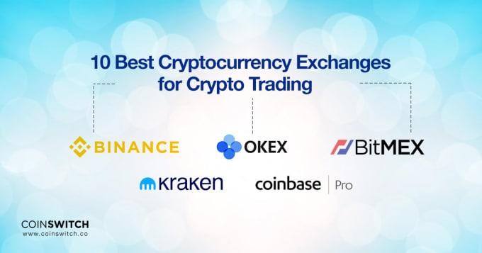 best cryptocurrency exchange site