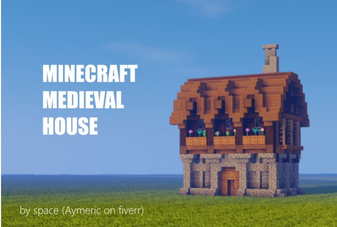 Build A Small Medieval 2015 Style House In Minecraft By Undercovercs